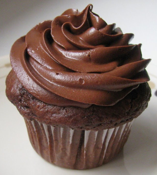 To Die for Chocolate Cupcake